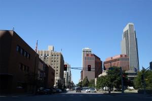 Omaha 的街道
