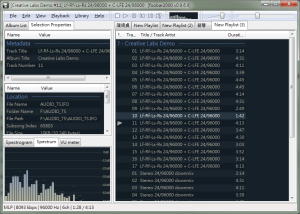 Foobar2k DVD Audio
